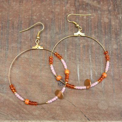 Earrings Toscane Ik!