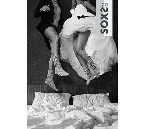 Heerlijke dames - en heren sokken SOXS