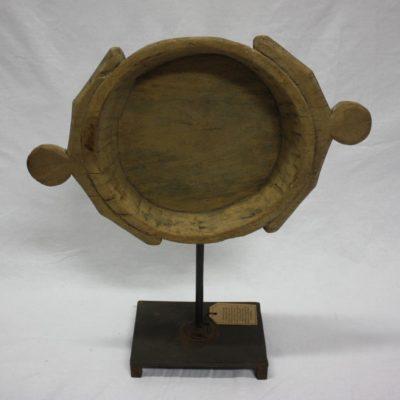 Vintage houten ornament