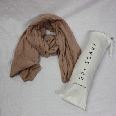 Heerlijke sjaal oude roze