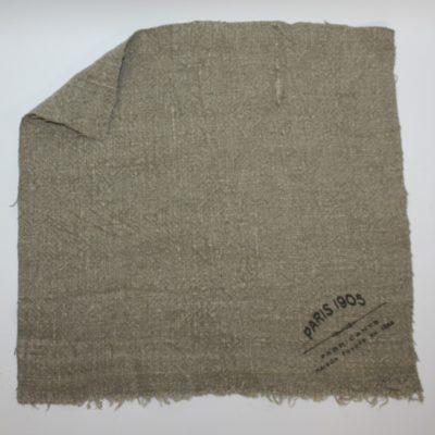 Stoere linnen doek