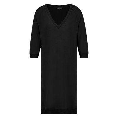 Trendy zwarte jurk van Juul & Belle