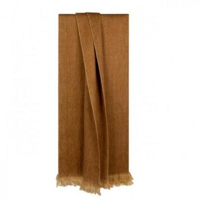Trendy bufandy sjaal bruin