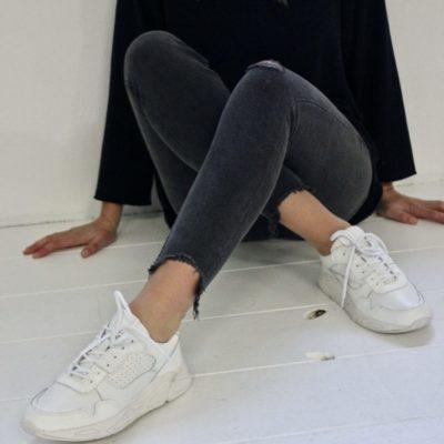 Juul & Belle sneaker dames wit