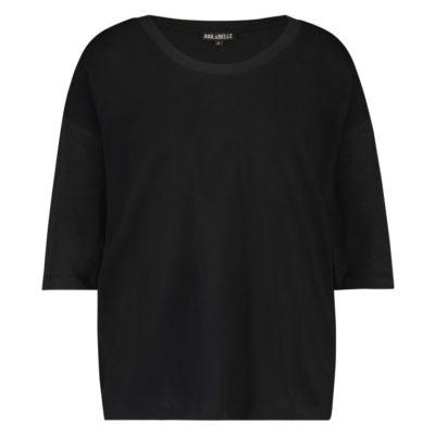 Juul & Belle shirt top zwart dames
