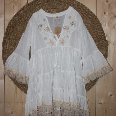 Dress/Tunic Algoz Off White