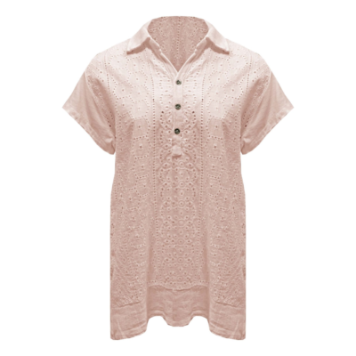 Blouse Physalis Light Pink
