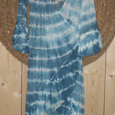 Dress Meca Blue
