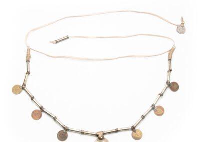 Moost Wanted Ava Belt Short / Necklace Beige