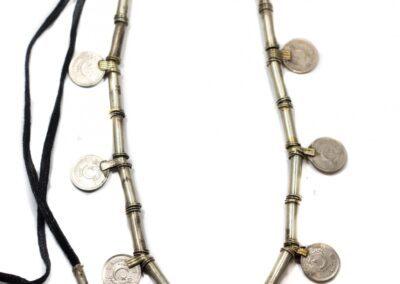 Moost Wanted Ava Belt Short / Necklace Black