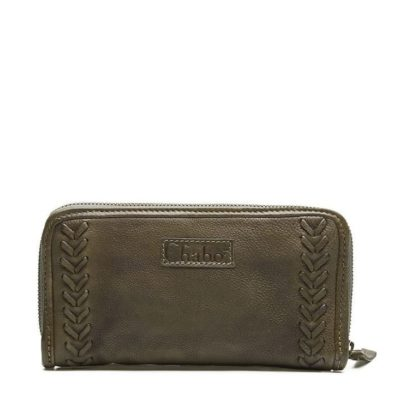 Chabo Image Wallet Olive green