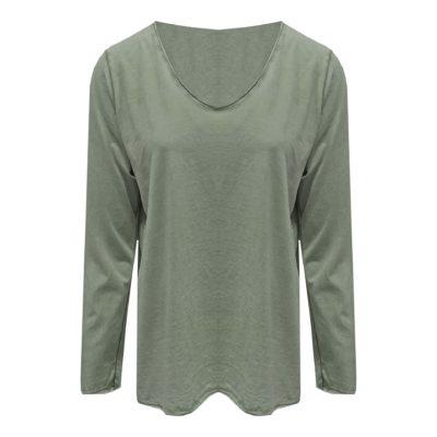 T-shirt Easy Light Army Green