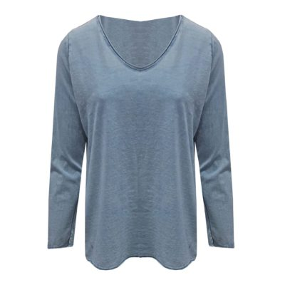 T-shirt Easy Jeans Blue