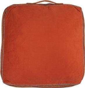 Go Round Cushion Uxmal Orange